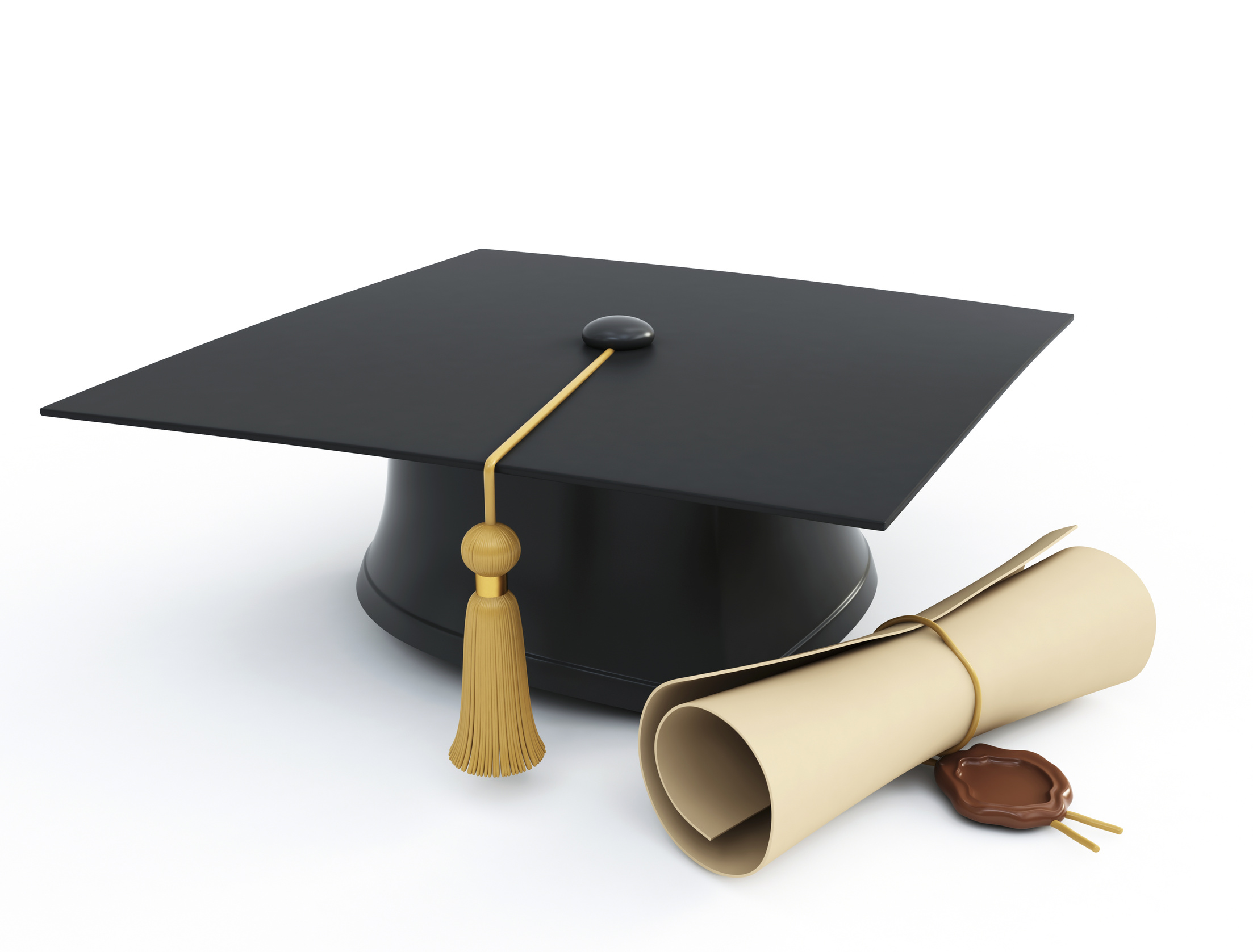 mortar board for educational opportunities